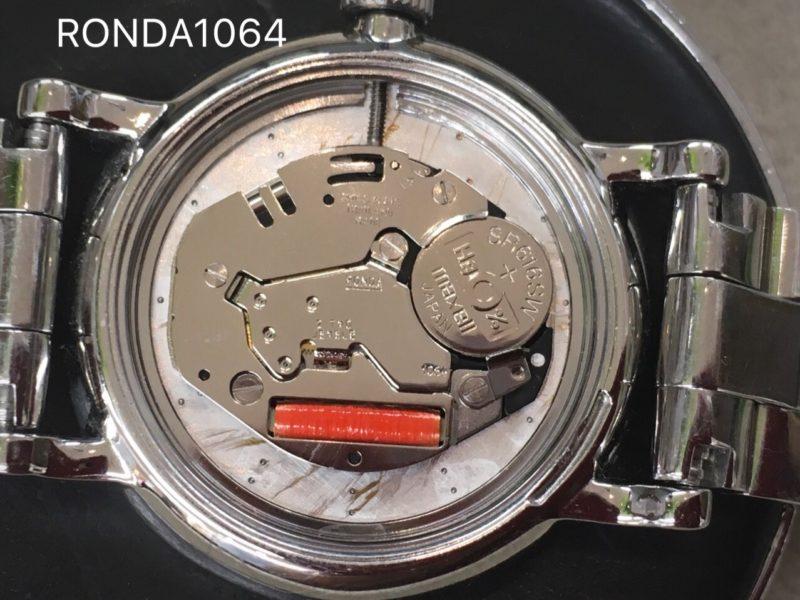 RONDA1064 ムーブメント 腕時計 マークジェイコブス