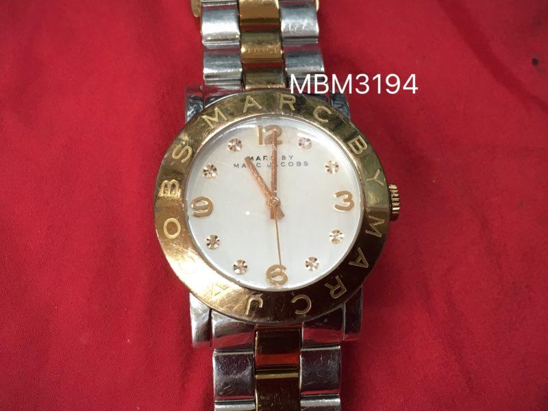 MBM3194 マークジェイコブス 腕時計