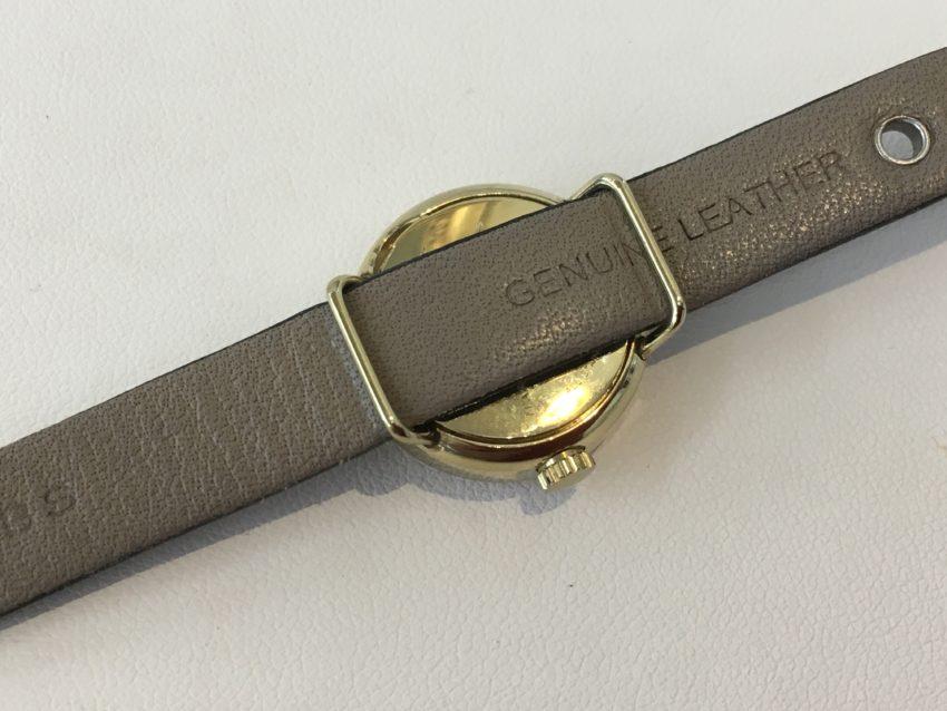 マークジェイコブス 腕時計 電池交換