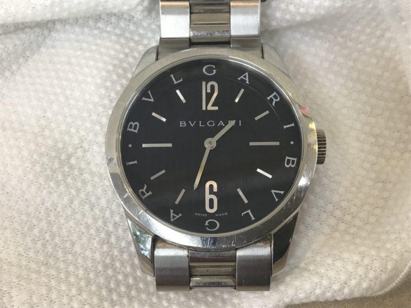 BVRGALI ブルガリ 腕時計 ソロテンポ