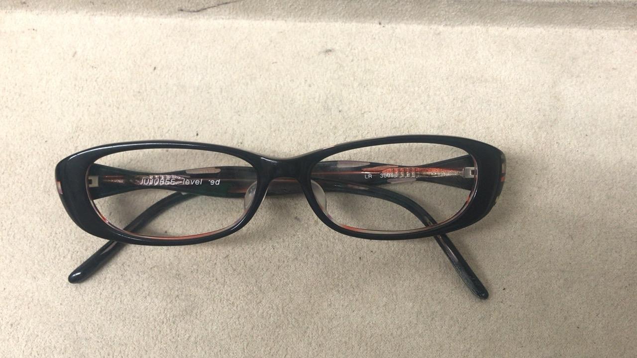 メガネフレームの修理