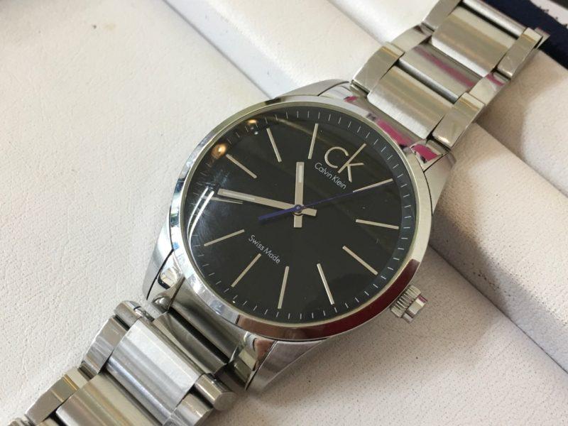 CK カルバンクライン 腕時計 電池交換 ETA