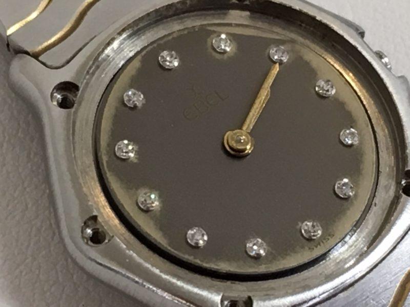 EBEL 腕時計 エベル 電池交換 スイス時計