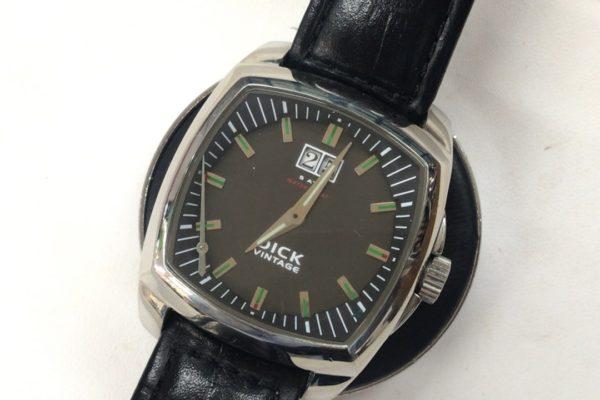 腕時計の秒針が外れてしまった!?
