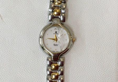 腕時計のガラス交換、ミネラルガラス又はサファイヤクリスタル