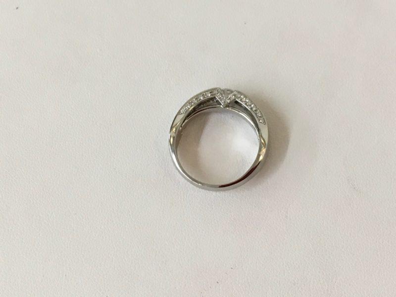 指輪の作り替え