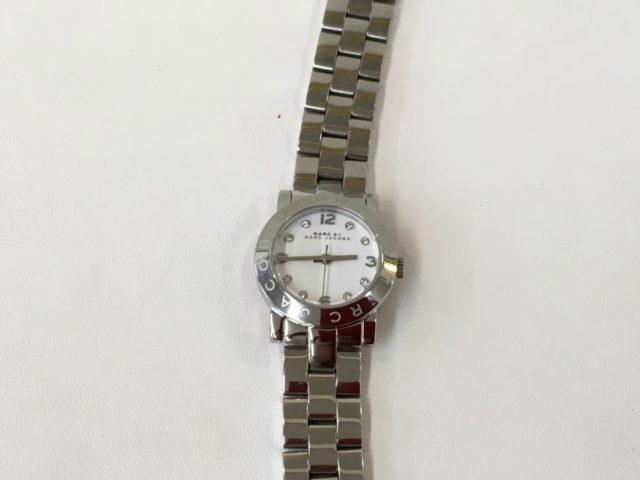 マークジェイコブスの腕時計