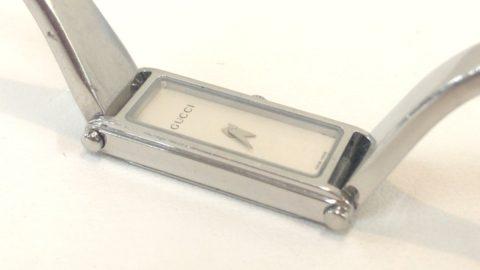 グッチの腕時計の修理