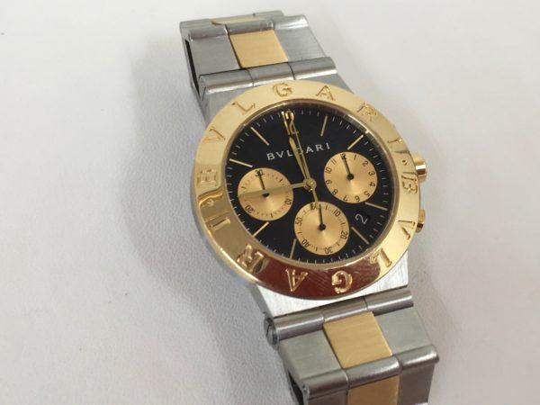 ブルガリ 腕時計 ベルト交換 山梨県