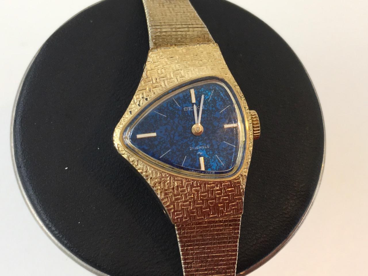SEIKO セイコー 分解掃除 オーバーホール 手巻き腕時計 腕時計 ウォッチ 修理