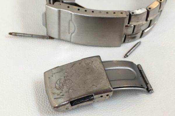 CITIZENシチズン 腕時計のベルトバックル交換
