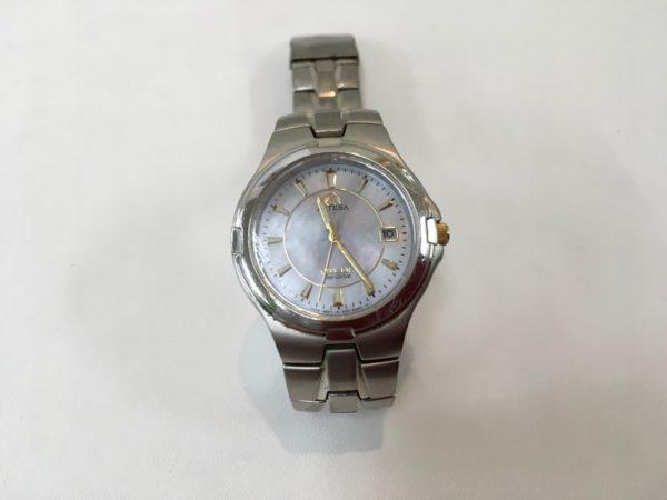シチズン CITIZEN アテッサ 腕時計 ウォッチ バンド修理 ベルト修理 修理 山梨県 河口湖