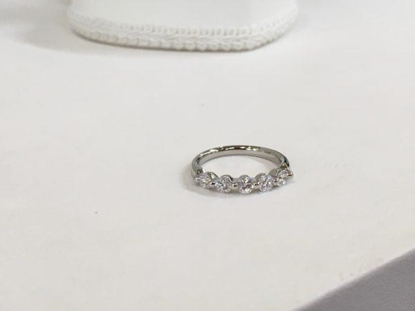 ダイヤリングの作り替え 指輪 ジュエリー リフォーム