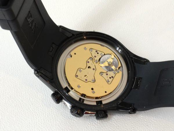 エドックス 腕時計 クォーツ 電池交換