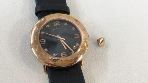 腕時計修理 マークジェイコブス