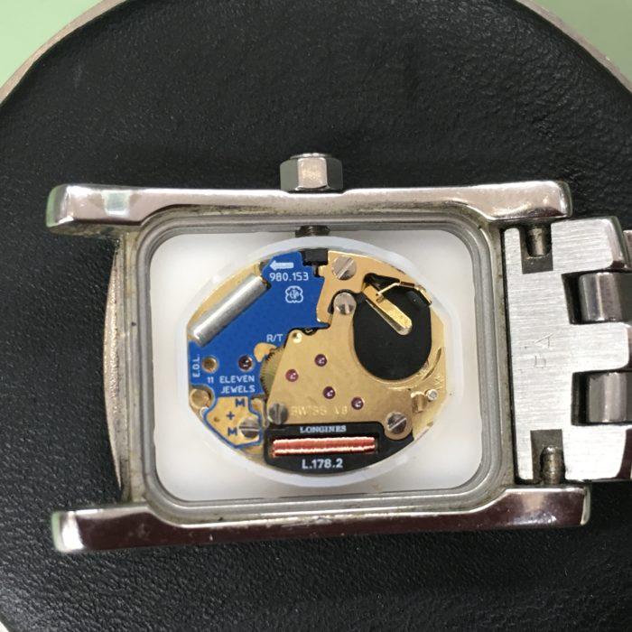 ロンジン 腕時計 ムーブメント ETA社