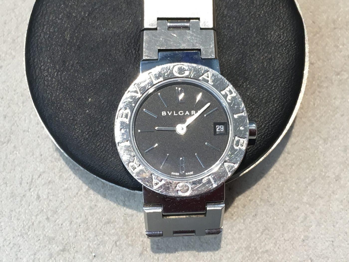 BVLGARI ブルガリ 腕時計 電池交換
