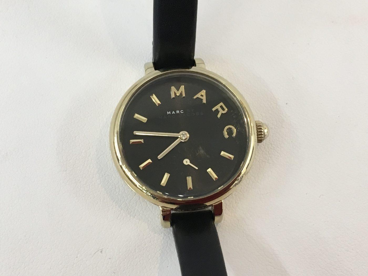 マークジェイコブス MJ1423 腕時計電池交換 山梨県 富士河口湖町