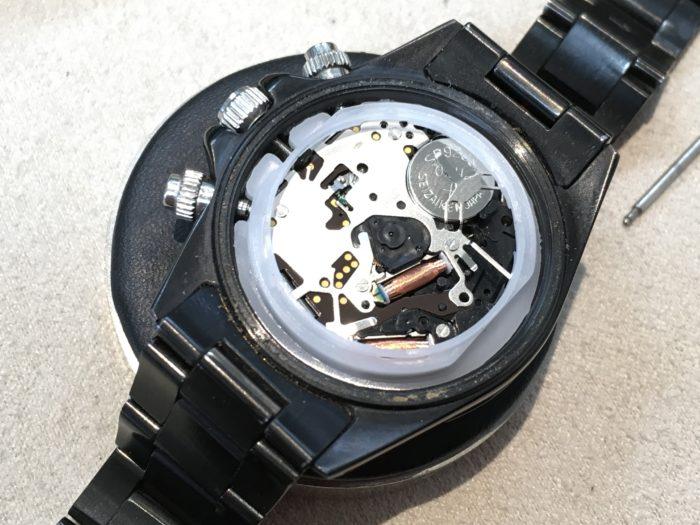 GRANDEUR グランジュール 腕時計 ムーブメント 電池交換