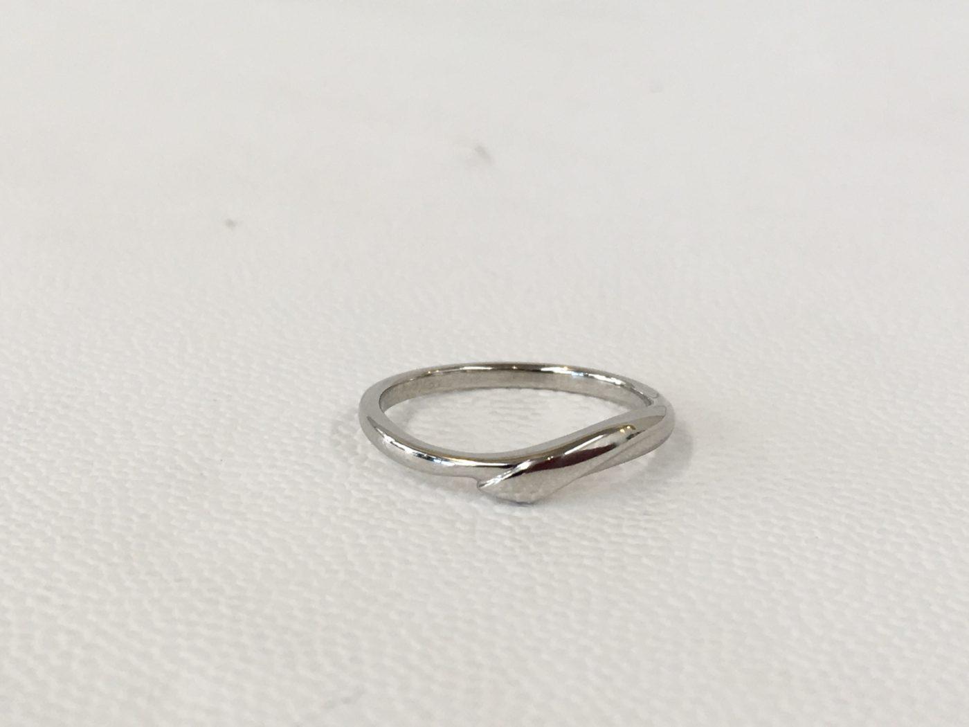 指輪 切れた ロー付け 結婚指輪