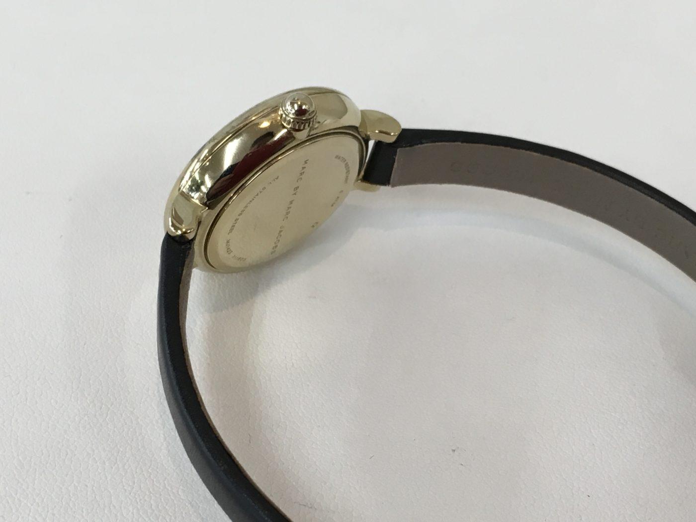 ウォッチ 電池交換 腕時計 マークジェイコブス
