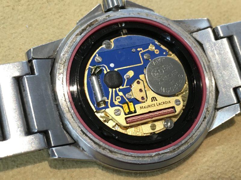 ムーブメント ETA モーリスラクロワ 腕時計