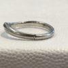富士吉田市にお住まいのH様より結婚指輪の修理を承りました。