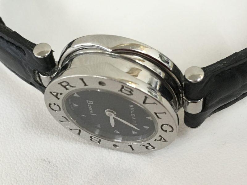 BVLGARI ブルガリ 腕時計 革ベルト交換