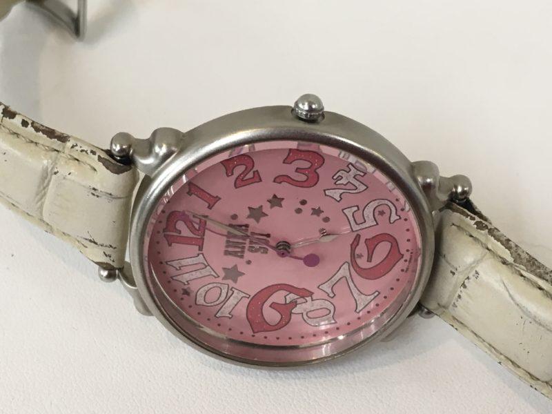 アナスイの腕時計 修理