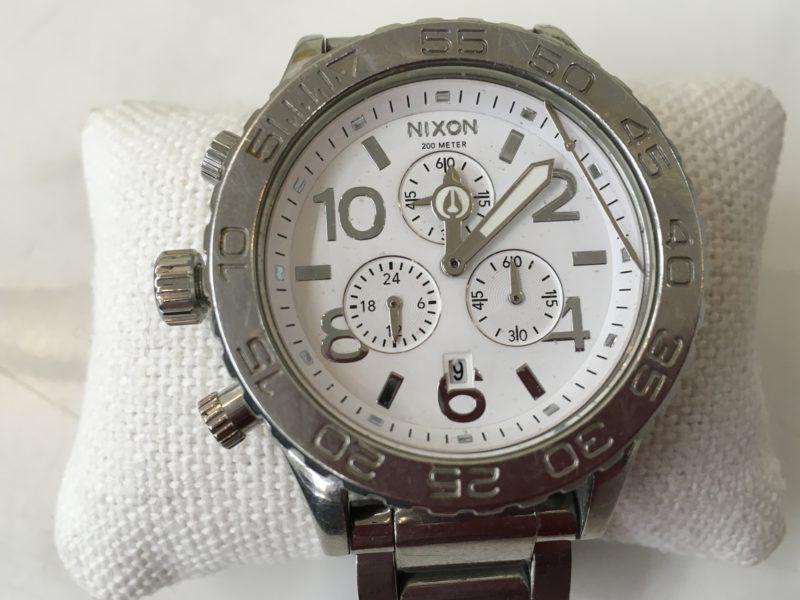 ニクソン 腕時計 修理