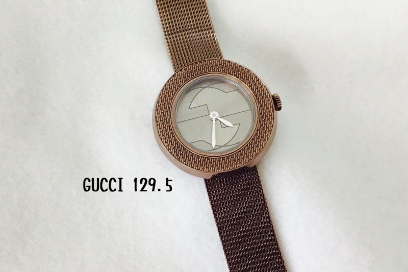 GUCCI_129.5_Uプレイ_腕時計