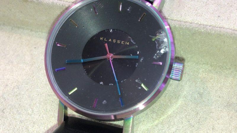 KLASSE 腕時計 風防交換
