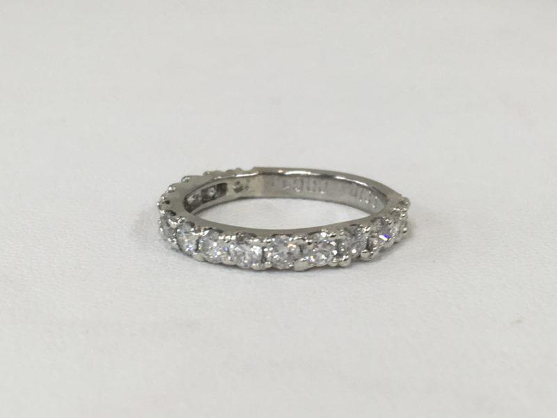 ダイヤリング 修理 指輪