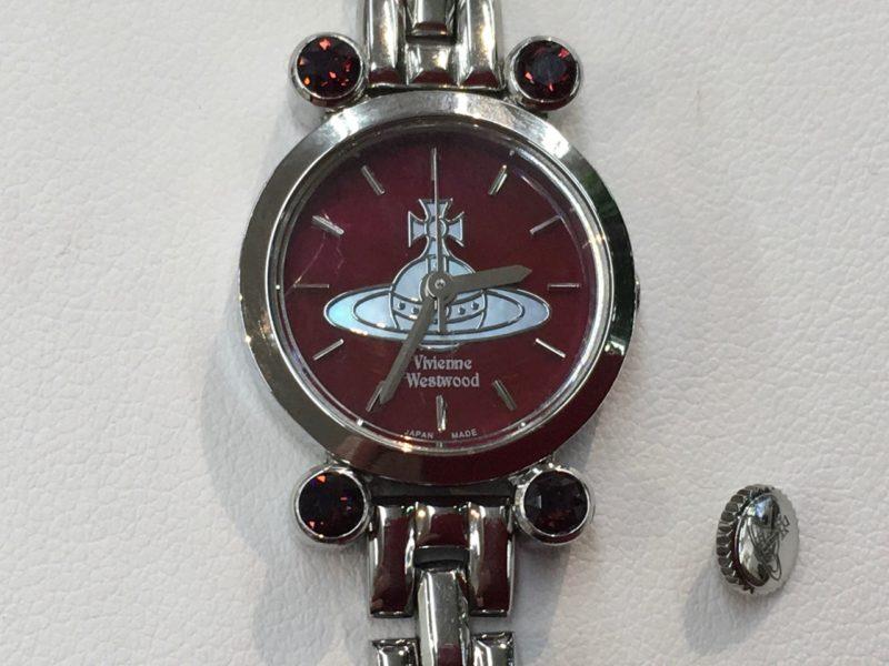 ヴィヴィアン・ウエストウッド 腕時計 修理