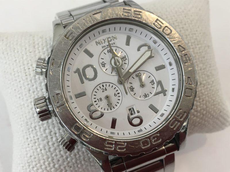 ニクソン 腕時計の分解掃除 42-20