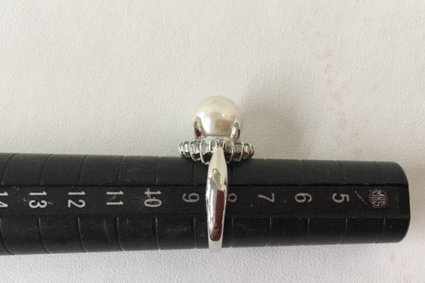 千葉県富津市のT様より指輪のサイズ直しを承りました。