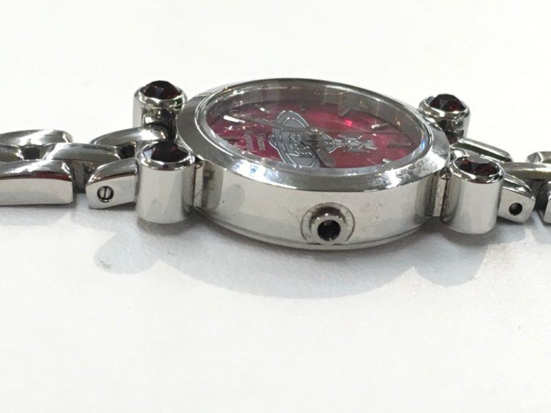 ヴィヴィアンウエストウッド Vivienne Westwood 腕時計 修理 竜頭