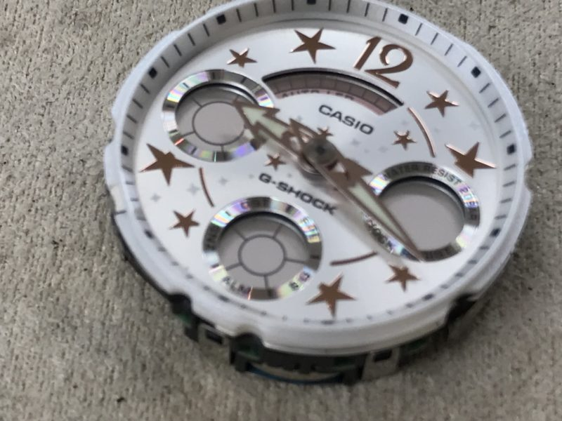 CASIO カシオ Gショック AW-590L ラバーズコレクション