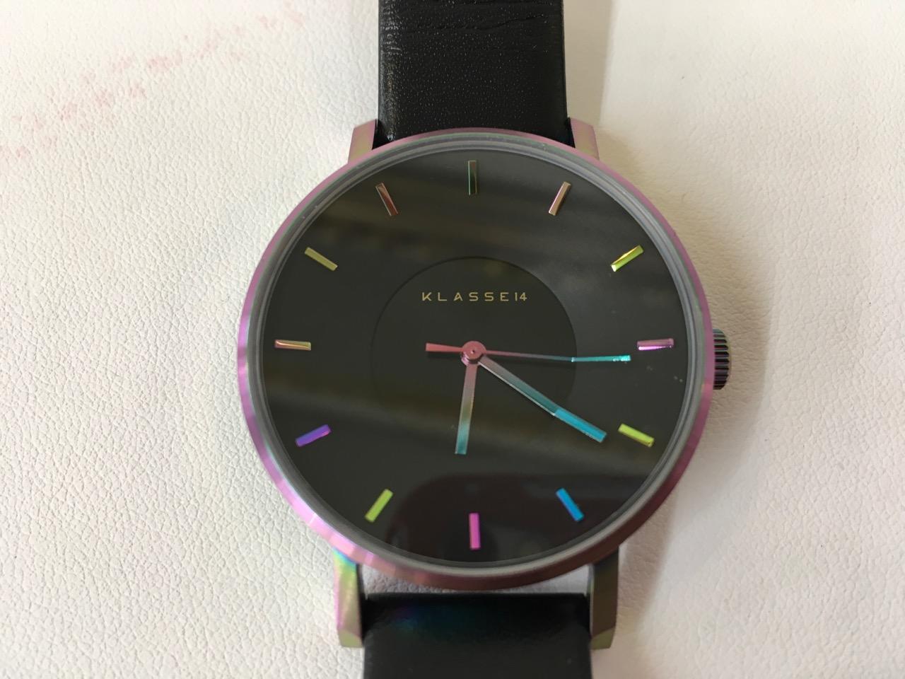 腕時計 ガラス交換 KLASSE