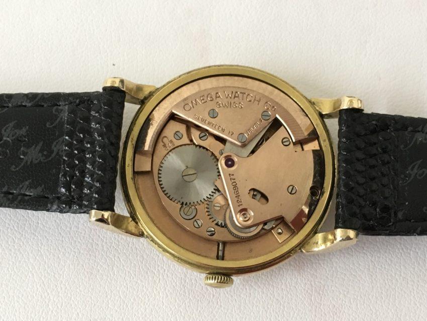 オメガ OMEGA 自動巻 腕時計 分解掃除 オーバーホール