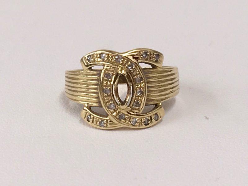 18金 指輪の修理 金額