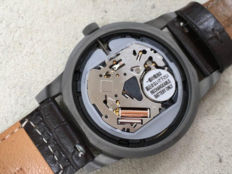 Knot solar 腕時計