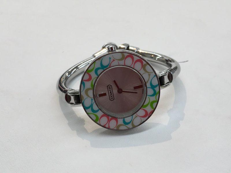 COACH コーチ 腕時計 修理