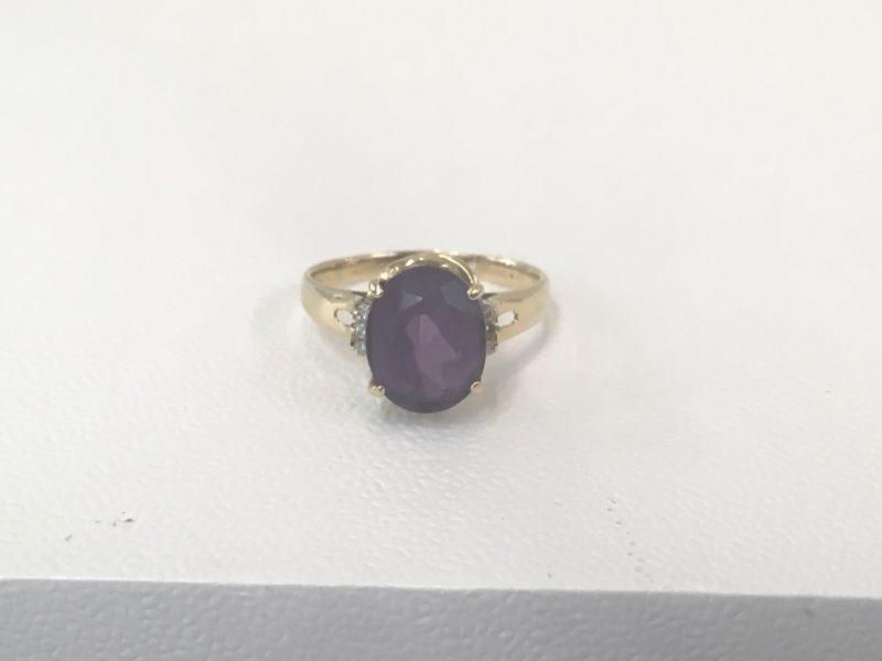 ダイヤが取れた 指輪 修理