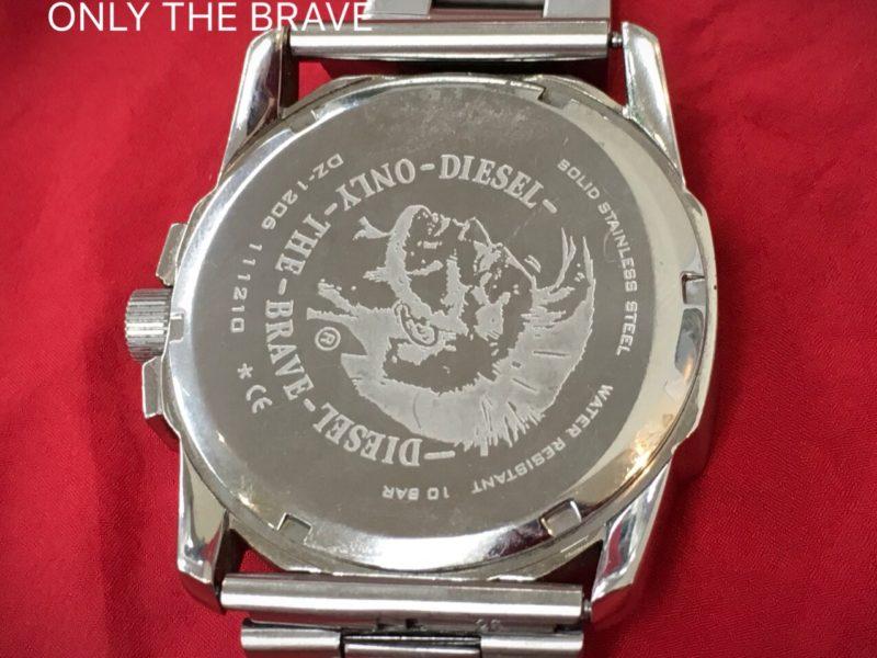 ディーゼル 腕時計 DIESEL DZ-1206