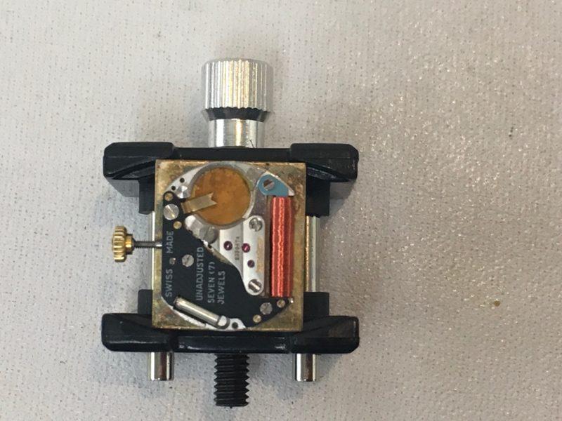 ジャガールクルト ムーブメント 腕時計 電池交換