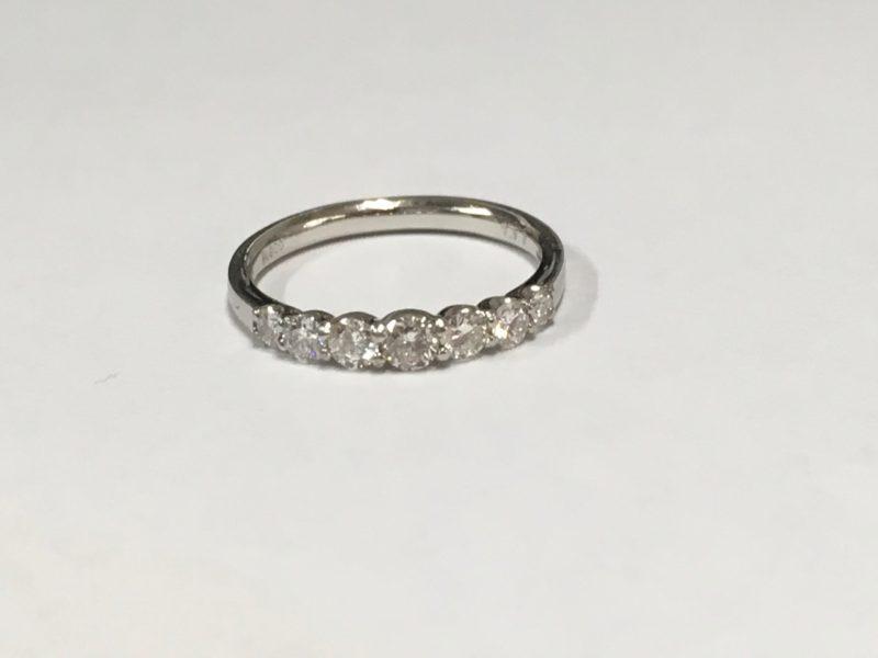 指輪の修理 ダイヤモンド外れ 石留め