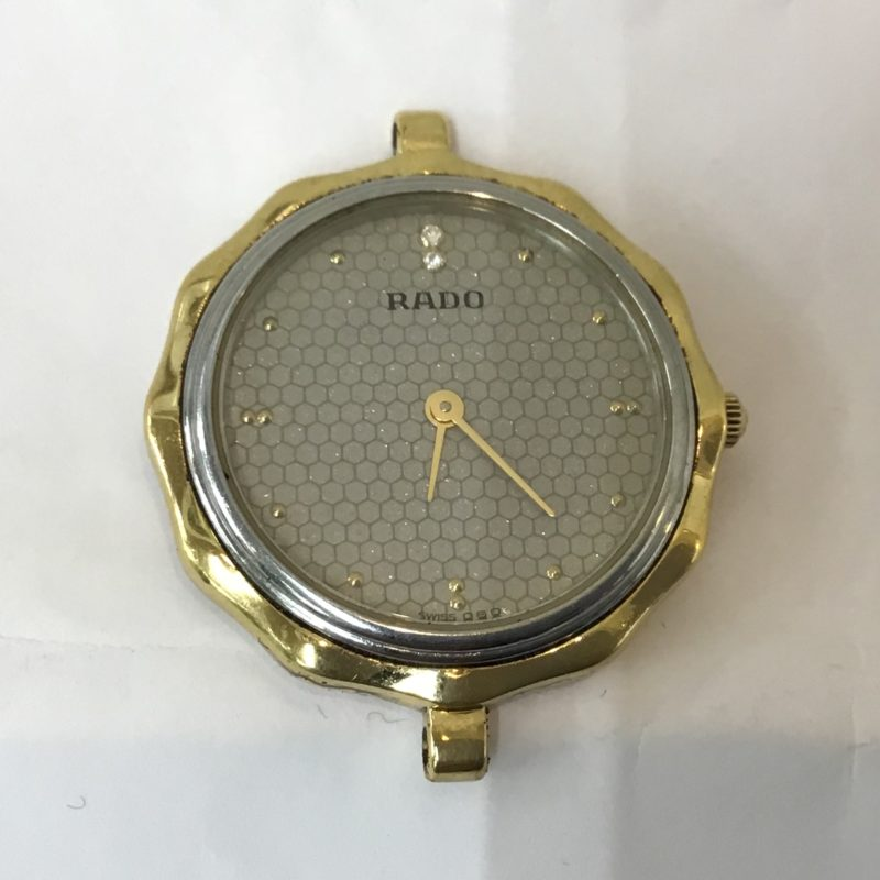 RADO ラドー 腕時計ベルト 交換