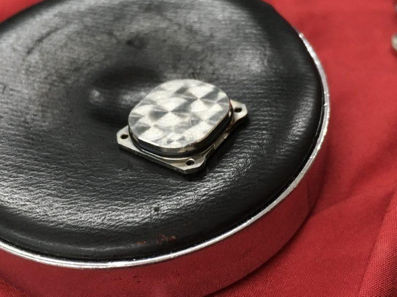コルム シュガーキューブ 電池交換