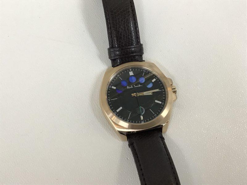 ポールスミス 腕時計 電池交換